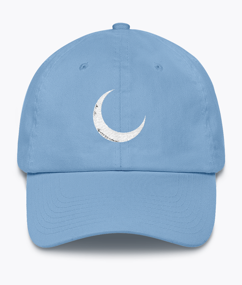 Night Dad Hat - Hipsters Wonderland - Tumblr Clothing - Tumblr Accessories- Aesthetic Clothing - Aesthetic Accessories - Hipster's Wonderland - Hipsterswonderland