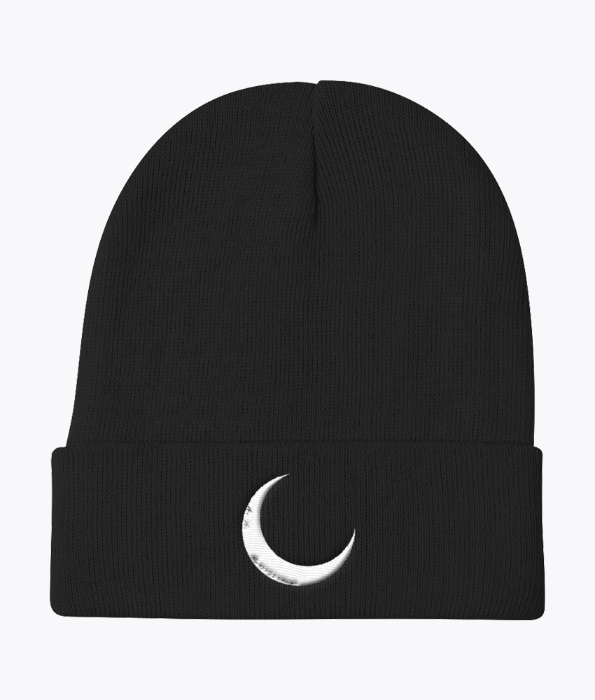 Night Knit Beanie - Hipsters Wonderland - Tumblr Clothing - Tumblr Accessories- Aesthetic Clothing - Aesthetic Accessories - Hipster's Wonderland - Hipsterswonderland