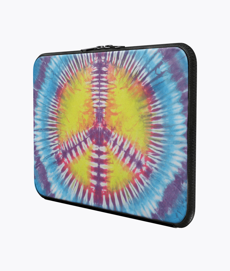 Peace Laptop Sleeve - Hipsters Wonderland - Tumblr Clothing - Tumblr Accessories- Aesthetic Clothing - Aesthetic Accessories - Hipster's Wonderland - Hipsterswonderland