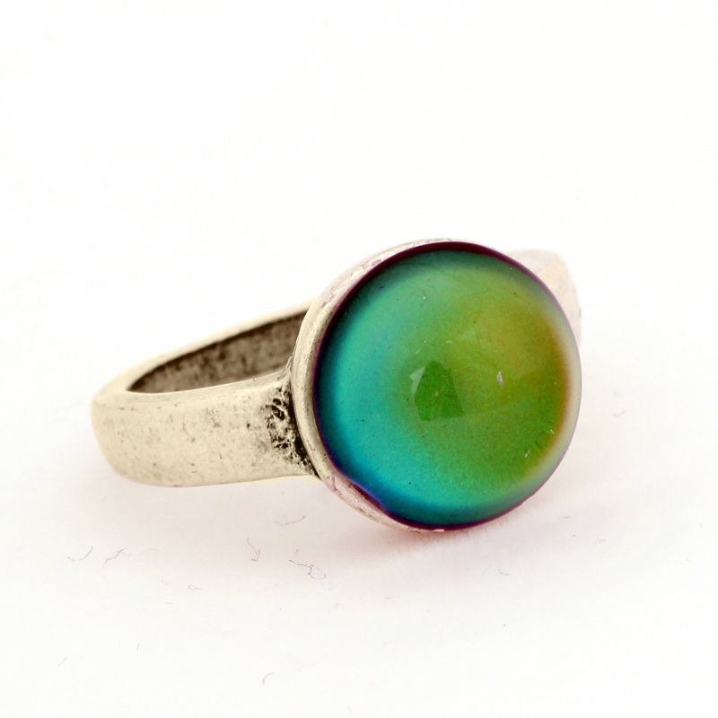 Mood Ring [Bridal Set] - Hipsters Wonderland - Tumblr Clothing - Tumblr Accessories- Aesthetic Clothing - Aesthetic Accessories - Hipster's Wonderland - Hipsterswonderland