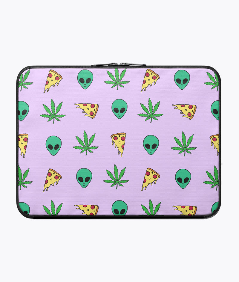 Trippy Pins Laptop Sleeve - Hipsters Wonderland - Tumblr Clothing - Tumblr Accessories- Aesthetic Clothing - Aesthetic Accessories - Hipster's Wonderland - Hipsterswonderland