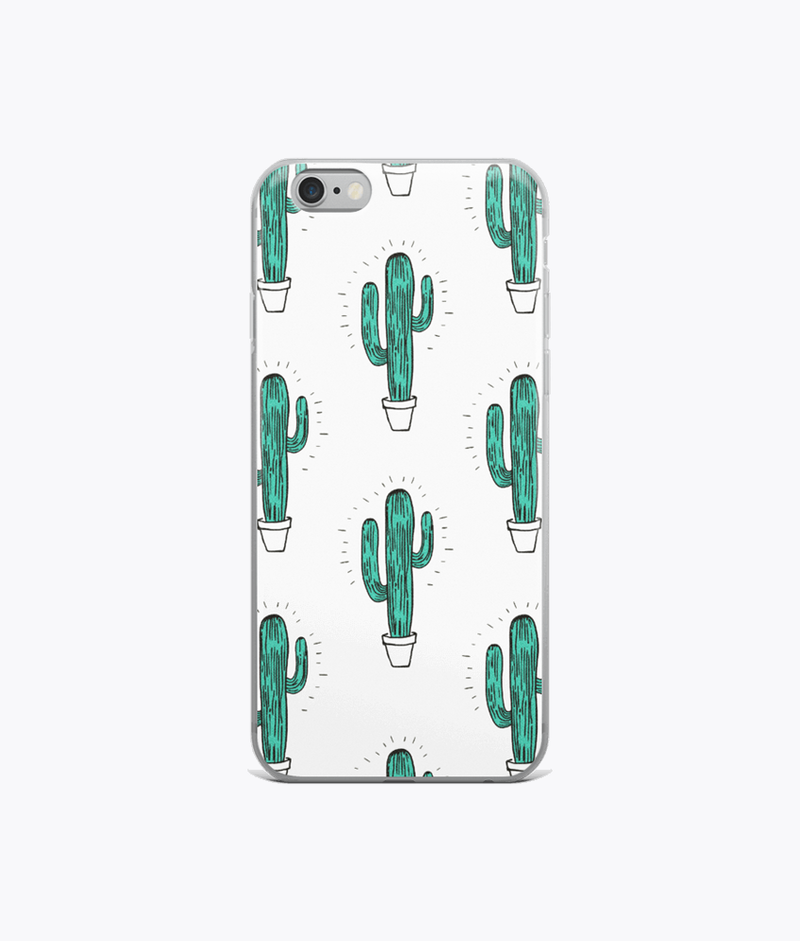 Cactus iPhone Cases - Hipsters Wonderland - Tumblr Clothing - Tumblr Accessories- Aesthetic Clothing - Aesthetic Accessories - Hipster's Wonderland - Hipsterswonderland