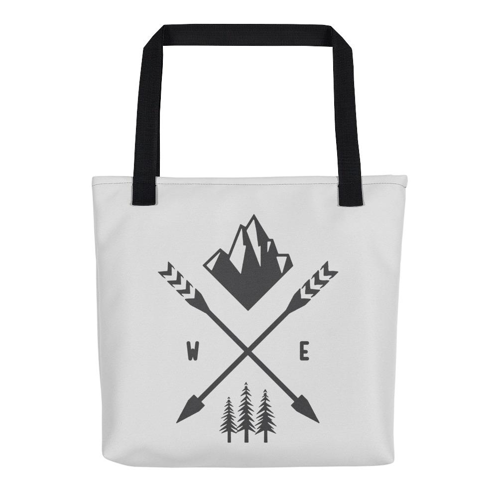 Following Nature Tote Bag - Hipsters Wonderland - Tumblr Clothing - Tumblr Accessories- Aesthetic Clothing - Aesthetic Accessories - Hipster's Wonderland - Hipsterswonderland