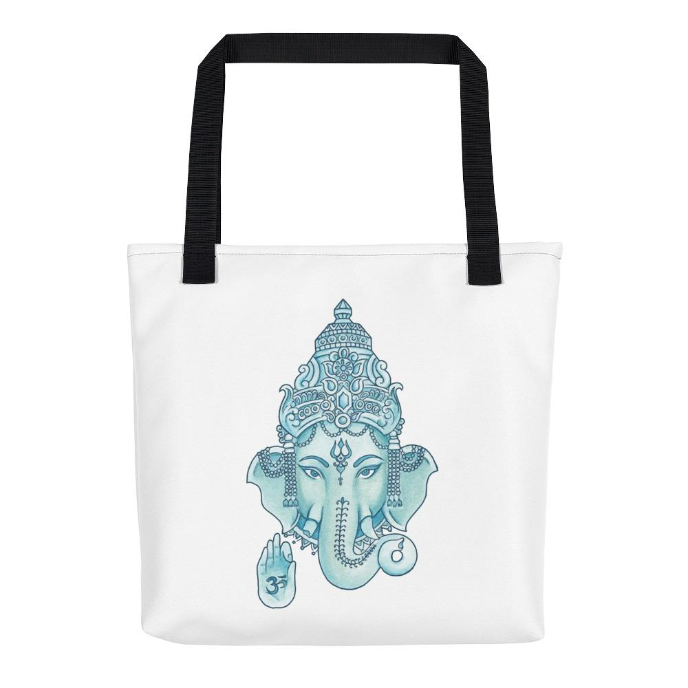 Ganesha Tote Bag - Hipsters Wonderland - Tumblr Clothing - Tumblr Accessories- Aesthetic Clothing - Aesthetic Accessories - Hipster's Wonderland - Hipsterswonderland