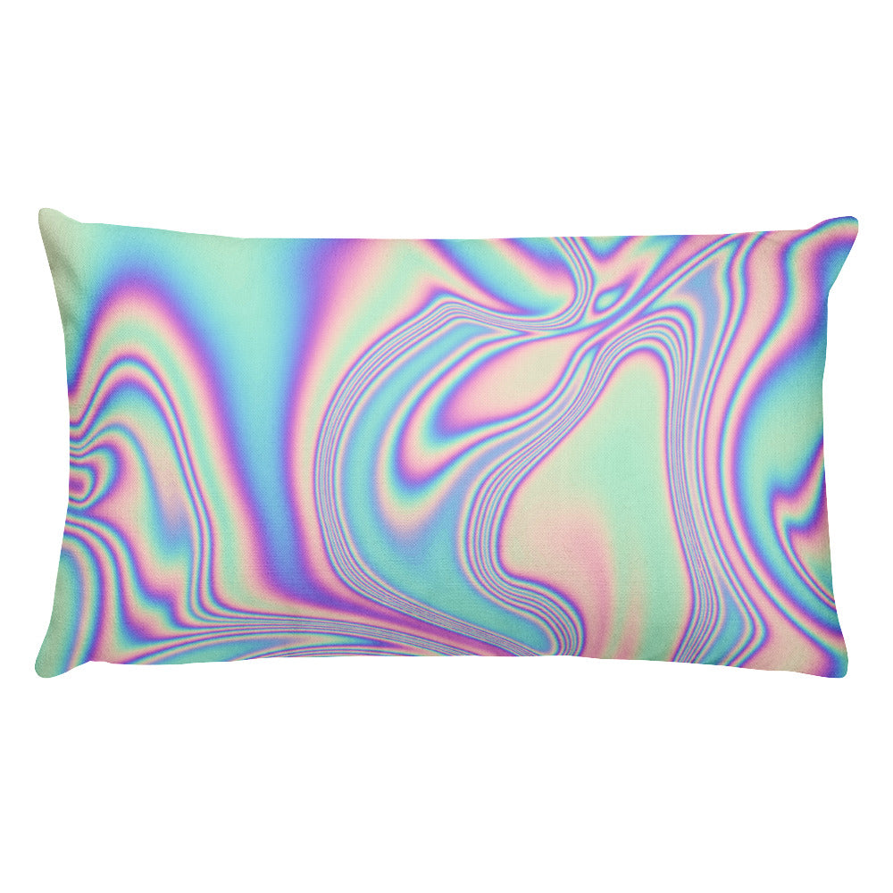 Candy Rectangular Pillow - Hipsters Wonderland - Tumblr Clothing - Tumblr Accessories- Aesthetic Clothing - Aesthetic Accessories - Hipster's Wonderland - Hipsterswonderland