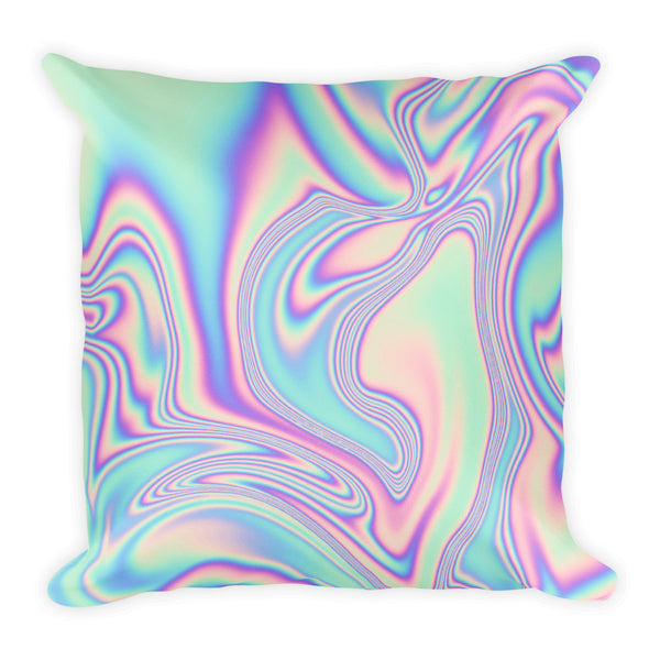 Candy Square Pillow - Hipsters Wonderland - Tumblr Clothing - Tumblr Accessories- Aesthetic Clothing - Aesthetic Accessories - Hipster's Wonderland - Hipsterswonderland