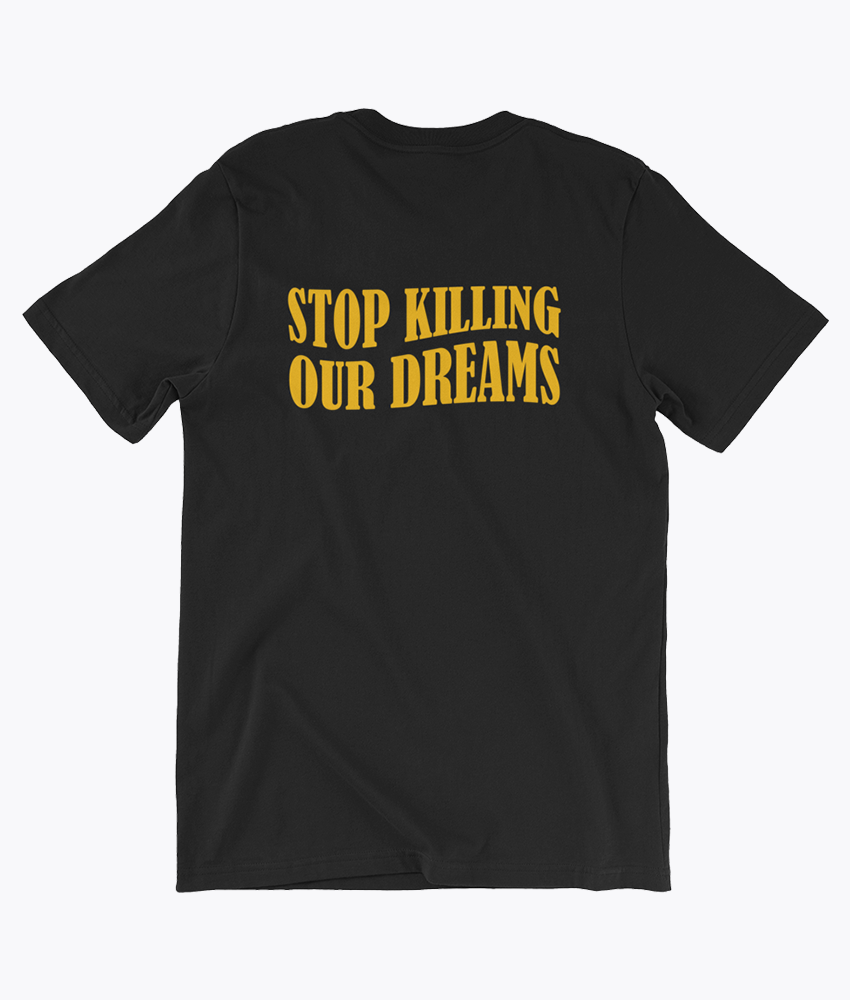 Our dreams T-Shirt - Hipsters Wonderland - Tumblr Clothing - Tumblr Accessories- Aesthetic Clothing - Aesthetic Accessories - Hipster's Wonderland - Hipsterswonderland