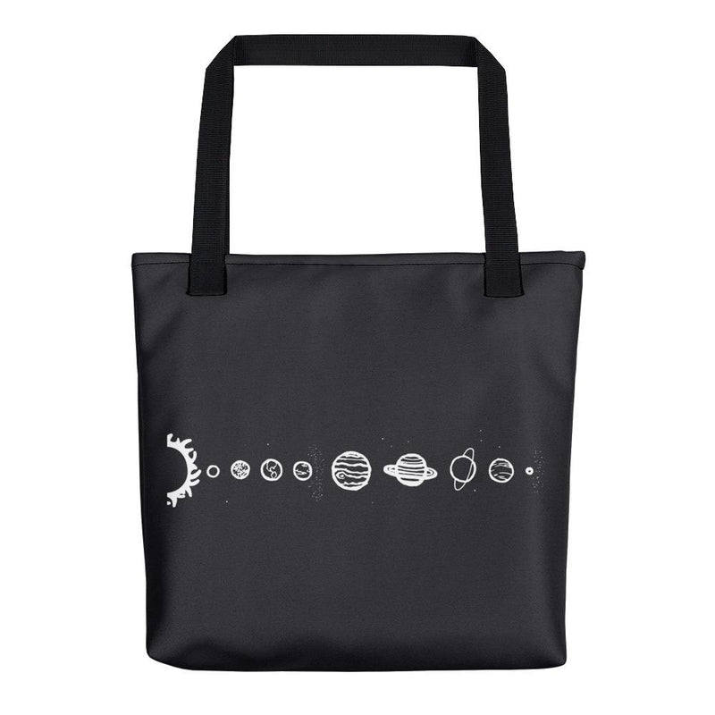 Solar System Tote Bag - Hipsters Wonderland - Tumblr Clothing - Tumblr Accessories- Aesthetic Clothing - Aesthetic Accessories - Hipster's Wonderland - Hipsterswonderland