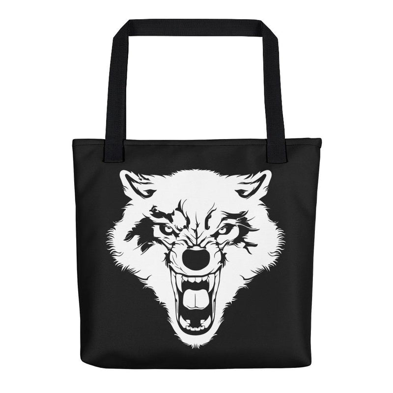 The Beast Tote Bag - Hipsters Wonderland - Tumblr Clothing - Tumblr Accessories- Aesthetic Clothing - Aesthetic Accessories - Hipster's Wonderland - Hipsterswonderland