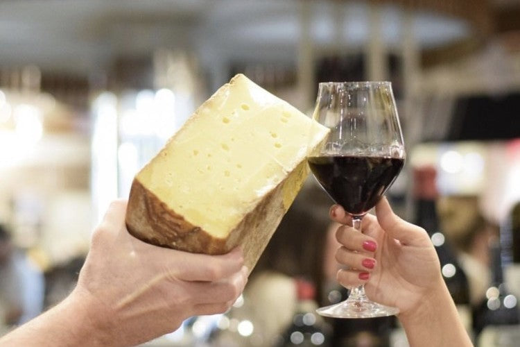 Why is Cheese Paired with Wine?