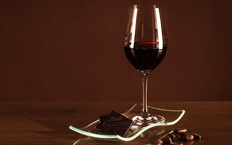 How to pair Chocolate and Wine