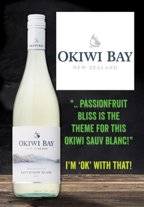 Okiwi Marlborough Sauvignon Blanc 2017