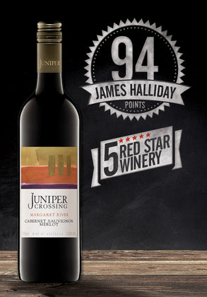 Juniper Crossing Cabernet Merlot 2014