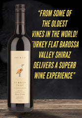 Turkey Flat Shiraz 2015