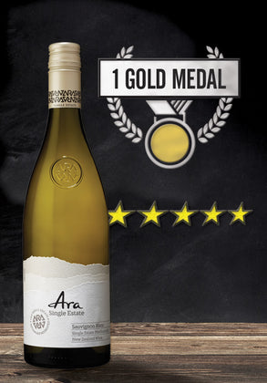 Ara Single Estate Marlborough Sauvignon Blanc 2017