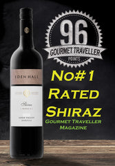 Eden Hall BLOCK 4 Eden Valley Shiraz 2015
