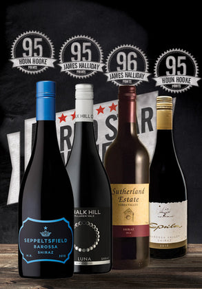 Premium Shiraz Mixed Dozen