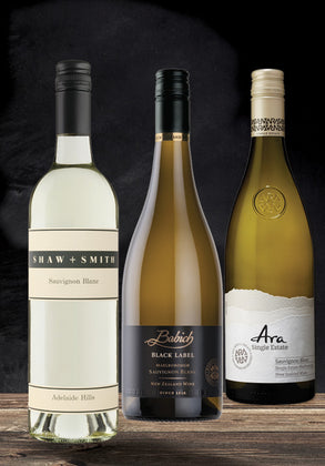 Premium White Wine Mixed Dozen - Aromatics