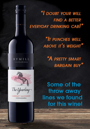 Rymil The Yearling Coonawarra Cabernet 2015