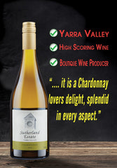 Sutherland Estate Yarra Valley Chardonnay 2016