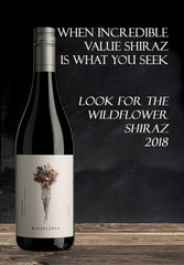 Wildflower Shiraz Western Australia 2018