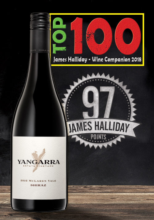 Yangarra Estate McLaren Vale Shiraz 2016