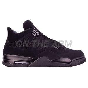 Nike Black Cat Air Jordan 4 (2020) USED