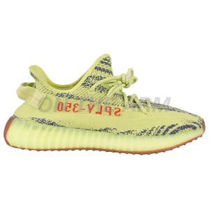 Adidas Frozen Yellow Yeezy Boost 350 v2 USED