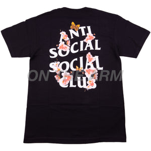 Anti Social Social Club Black KKoch Tee