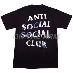 Anti Social Social Club Black Tonkatsu Tee
