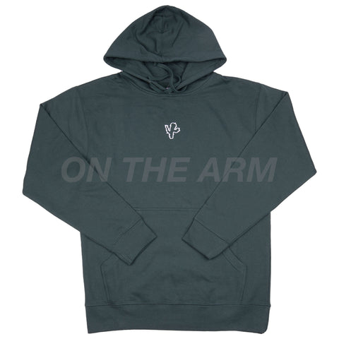 Anti Social Social Club Green CPFM Hoodie