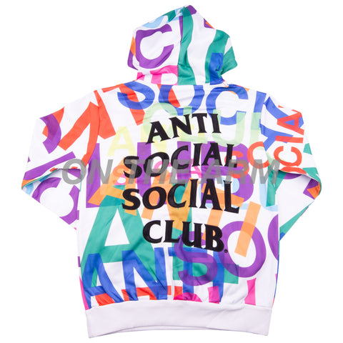 Anti Social Social Club Headrush Hoodie