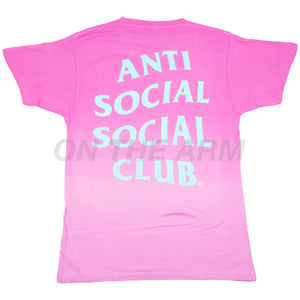 Anti Social Social Club Pink Gone Tee