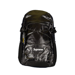 Supreme Black FW17 Backpack