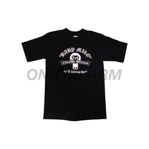 Bape Black Chrome Hearts Baby Milo Tee