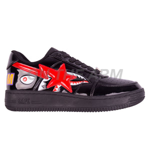 Bape Black Shark Bapesta