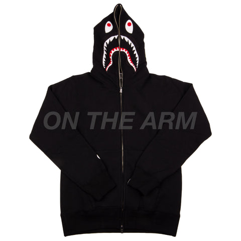 Bape Black Shark Full Zip