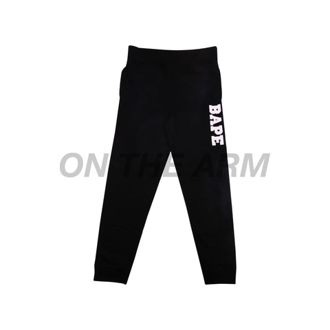 Bape Black Sweats