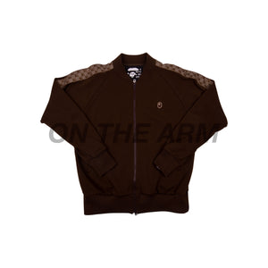 Bape Brown Gucci Track Jacket