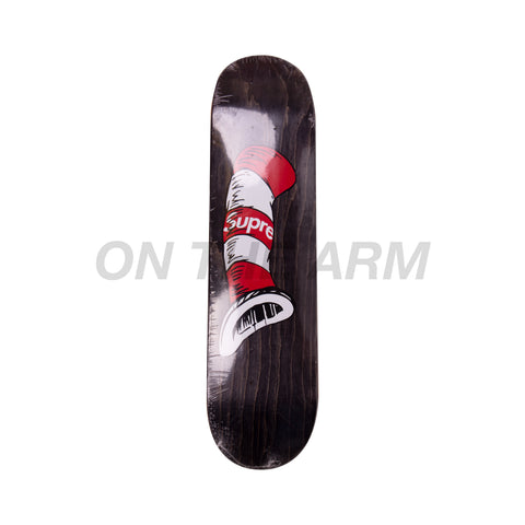 Supreme Black Cat In The Hat Deck