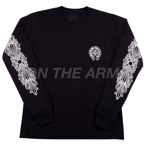 Chrome Hearts Black Los Angeles L/S