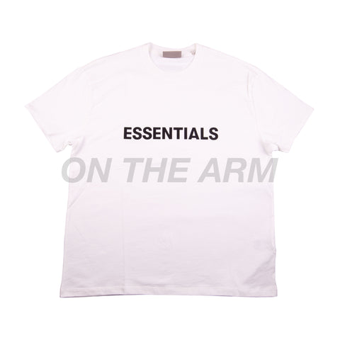 FOG White Essentials Tee