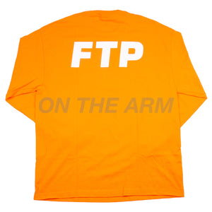 FTP Orange Carrots Logo L/S