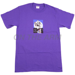 FTP Purple Cats Tee