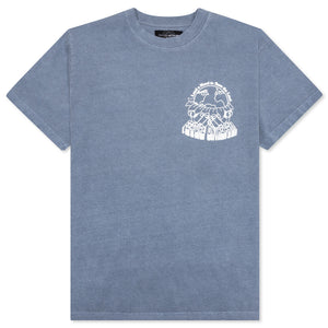 OTA x Feature Copen Blue Globe Tee