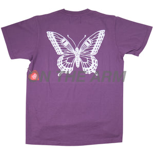 Girls Dont Cry Purple Eco Life Tee