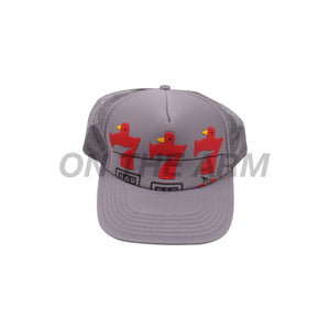 Kapital Grey Lucky Trucker Hat