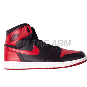 Nike Bred Air Jordan 1 (DMP) USED