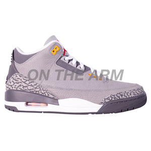 Nike Cool Grey Air Jordan 3 (2021)