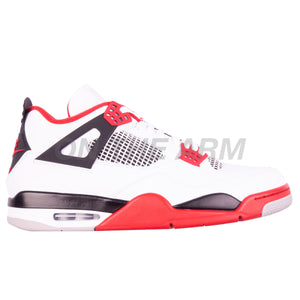 Nike Fire Red Air Jordan 4 (2020)